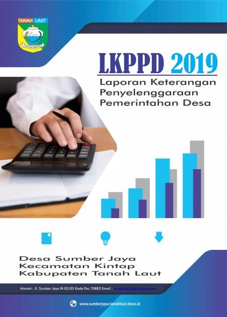 Laporan Keterangan Penyelenggaraan Pemerintahan Desa (LKPPD) TAHUN 2019