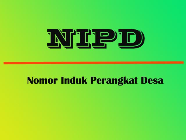 Kemendagri Surati Bupati/Walikota, NIPD Bakal Segera Terwujud